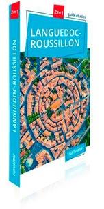 Marjolaine Petit - Languedoc-Roussillon - Guide et atlas.