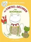 Marjolein Odink - Mes cartes à décorer les animaux.