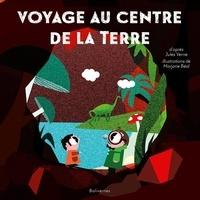 Marjorie Béal et Pierre Crooks - Voyage au centre de la terre.