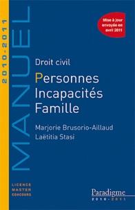 Ucareoutplacement.be Droit civil personnes, incapacités, famille 2010/2011 Image