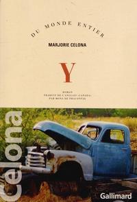 Marjorie Celona - Y.