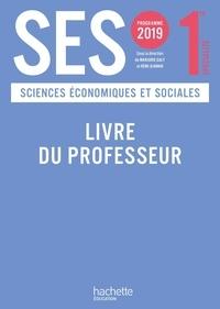 Marjorie Galy et Rémi Jeannin - Sciences économiques et sociales 1re spécialité - Livre du professeur.
