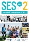 Marjorie Galy et Rémi Jeannin - Sciences économiques et sociales 2de - Livre de l'élève.