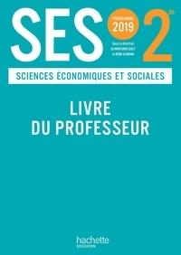 Téléchargez l'ebook en ligne Sciences économiques et sociales 2de  - Livre du professeur