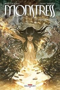 Marjorie Liu et Sana Takeda - Monstress Tome 3 : Erreur fatale.