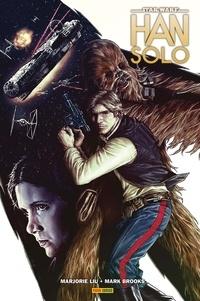 Marjorie Liu et Mark Brooks - Star Wars - Han Solo  : La course du vide du dragon.