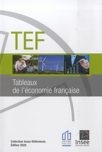 Marjorie Martin et Elisabeth Rignols - Tableaux de l'économie française.