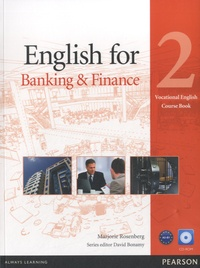 Era-circus.be English for Banking and Finance Coursebook (with CD-ROM incl. Image