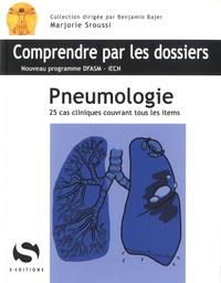 Marjorie Sroussi - Pneumologie - Référentiel national de préparation de l'ECN.