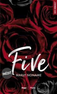 Marjy Noname - NEW ROMANCE  : Five.