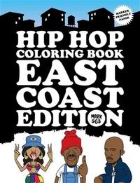 Mark 563 - Hip Hop Coloring Book East Coast Edition.