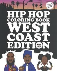 Mark 563 - Hip Hop Coloring Book West Coast Edition.