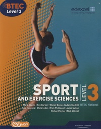 Mark Adams - Sport and Exercise Sciences BTEC Level 3. 1 Cédérom