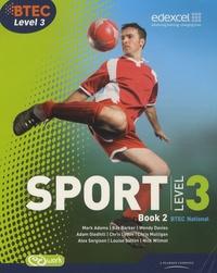 Mark Adams - Sport BTEC Level 3 - Book 2.