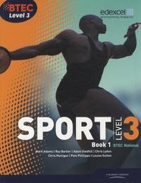 Mark Adams - Sport BTEC Level 3 - Book 1.