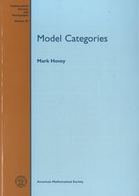 Mark Alan Hovey - Model Categories.