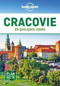 Mark Baker - Cracovie en quelques jours. 1 Plan détachable