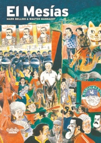 Mark Bellido et  Wauter Mannaert - El Mesias - Volume 1.
