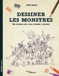 Mark Bergin - Dessiner les monstres.