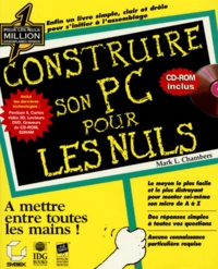 CONSTRUIRE SON PC POUR LES NULS. - Avec CD-ROM.pdf