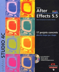 Mark Christiansen et Nathan Moody - After Effects 5.5. 1 Cédérom