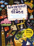 Mark Conroy et Andrew Selby - Adventures around the globe - Packed full of maps, activities and over 250 stickers.