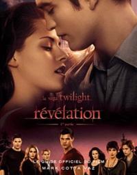 Histoiresdenlire.be La saga Twilight révélation - 1re partie. Le guide officiel du film Image