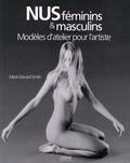 Mark Edward Smith - Nus féminins et masculins - Modèles d'atelier pour l'artiste.