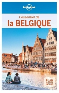 Mark Elliott et Helena Smith - L'essentiel de la Belgique. 1 Plan détachable