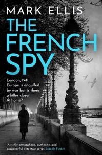 Mark Ellis - Merlin at War - A wonderfully compelling classic espionage thriller.
