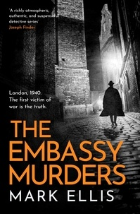 Mark Ellis - Princes Gate - An enthralling and vividly atmospheric wartime thriller.