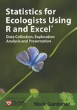 Mark Gardener - Statistics for Ecologists Using R and Excel - Data Collection, Exploration, Analysis and Presentation.