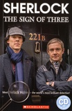 Mark Gatiss et Steven Moffat - Sherlock - The Sign of Three. 1 CD audio