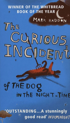 Mark Haddon - The Curious Incident of the Dog in the Night-Time.