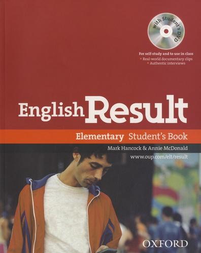 Mark Hancock - English Result - Elementary - Student's Book. 1 DVD