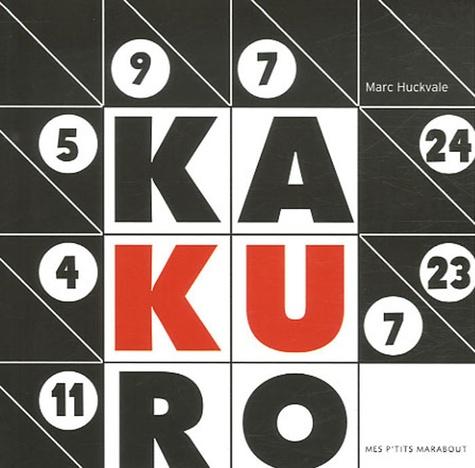 Mark Huckvale - Kakuro.