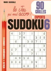 Mark Huckvale - Sudoku 6 - Joueurs experts.