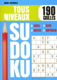 Mark Huckvale - Sudoku - Joueurs tous niveaux 1.