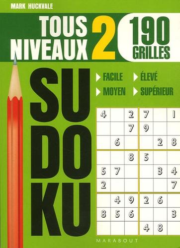 Mark Huckvale - Sudoku - Joueurs tous niveaux 2.