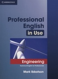 Mark Ibbotson - Professional English in Use Engineering - Technical English for Professionals.