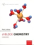 Mark-J Winter - d-Block Chemistry.