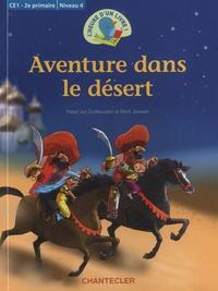 Mark Janssen et Pieter Van Oudheusden - Aventure dans le désert.