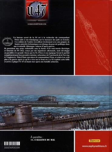 U.47 Tome 13 Sous les griffes de la SS