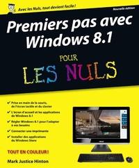 Deedr.fr Premiers pas Windows 8.1 nouvelle édition pour les nuls Image