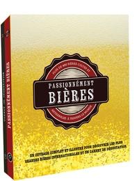 Galabria.be Passionnément bières - Plus de 400 bières cultes et artisanales à travers le monde avec carnet de dégustation, 2 volumes Image