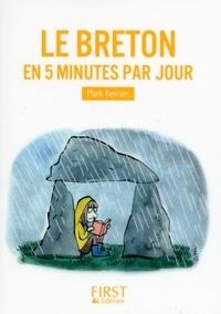 Mark Kerrain - Le breton en 5 minutes par jour.