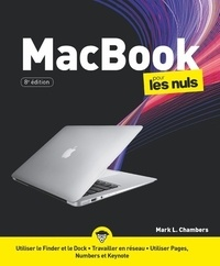 Mark L. Chambers - MacBook pour les nuls.