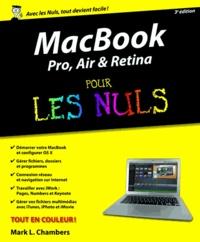 Histoiresdenlire.be MacBook Pro, Air & Retina pour les nuls Image