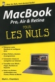Mark-L Chambers - MacBook Pro, Air & Retina pour les nuls.