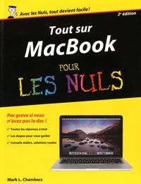 Mark L. Chambers - Tout sur MacBook Pro, Air et Retina pour les nuls.
